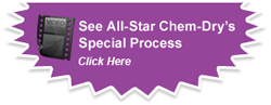 View All-Star Chem-Dry's Special Process