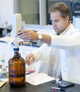 We develop our own products in our Chem-Dry Lab